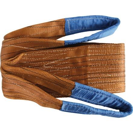 Schlaufenhebeband Farbe braun Belastbarkeit bis 6To. verschiedene Längen