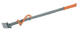 Fällheber mit verstellbarem Wendehaken aus hochfestem Vierkantrohr Länge 130cm